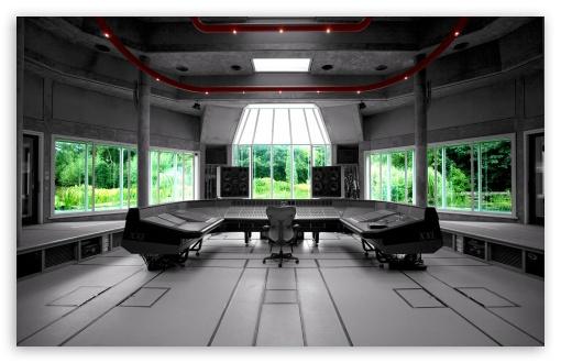 Download Music Recording Studio UltraHD Wallpaper