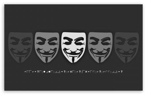 Download V for Vendetta UltraHD Wallpaper