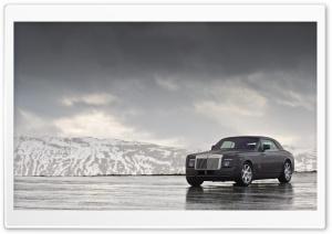 Rolls Royce Super Car 13