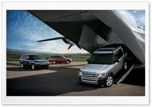 Range Rover And Land Rover