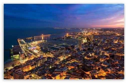 Download Alicante UltraHD Wallpaper