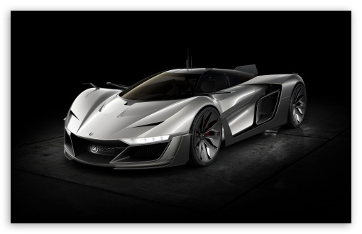 Download Bell and Ross Design Aero GT Concept UltraHD Wallpaper