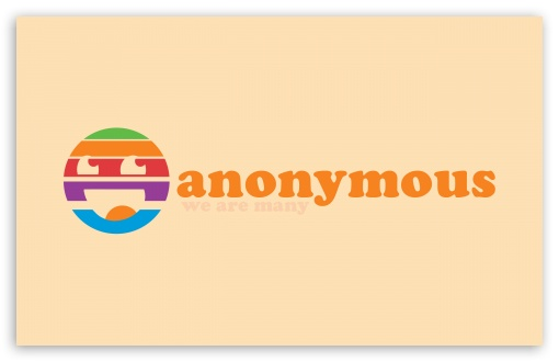 Download Anonymous   We Are Many UltraHD Wallpaper