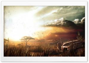 Far Cry 2 Landscape