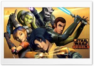 Star Wars Rebels Crew
