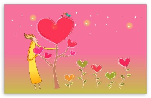 Download Valentine's Day UltraHD Wallpaper