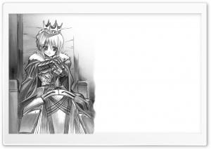 Anime Princess Drawing