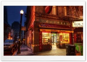 Shop In Chinatown