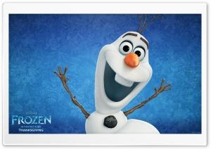 Frozen Movie Snowman