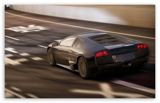 Download Shift 2 Unleashed, Lamborghini Murcielago LP640 UltraHD Wallpaper