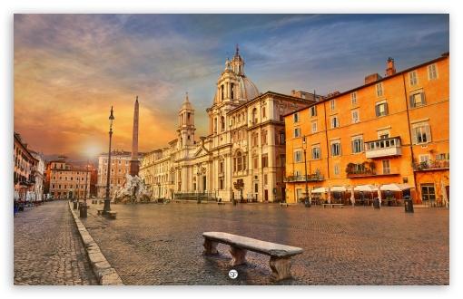 Download Rome UltraHD Wallpaper