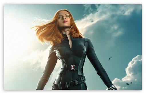 Download Captain America The Winter Soldier Scarlett... UltraHD Wallpaper