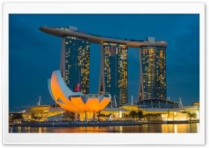 Marina Bay Sands Singapore...