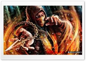 Scorpion a Sub Zero