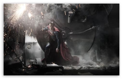 Download Man of Steel UltraHD Wallpaper