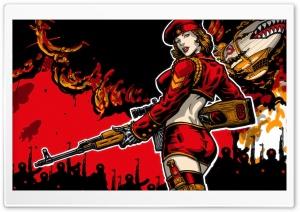 Natasha RA3 Soviet Sniper
