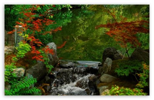 Download Kyoto Garden, Japan UltraHD Wallpaper