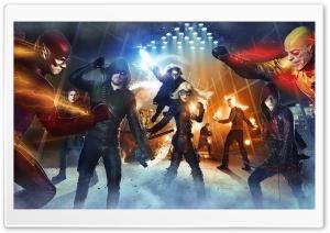 Arrow - The Flash
