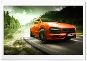 Porsche Cayenne Coupe TechArt...