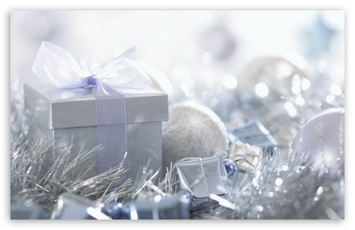Download Gifts For New Years UltraHD Wallpaper