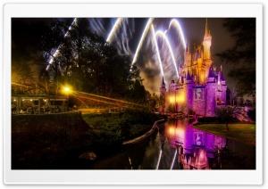 Magical Disney Fireworks Show