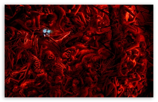 Download Room Of Death UltraHD Wallpaper