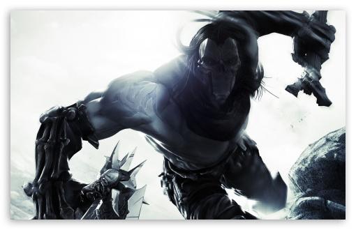 Download Darksiders II UltraHD Wallpaper