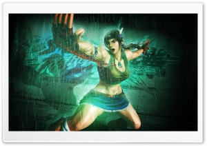 JULIA CHANG IN TEKKEN