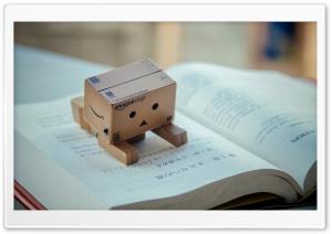 Danbo Reading Book