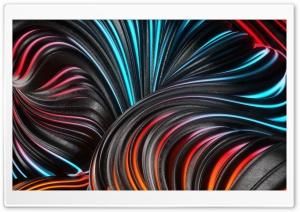 Flowing Digital Art