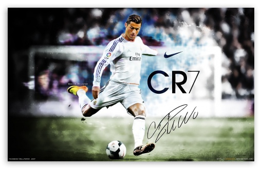 Download Cristiano Ronaldo Real Madrid Wallpaper 2014 UltraHD Wallpaper