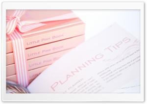 Cute Pink Books
