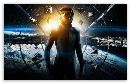 Download Enders Game 2013 Sci Fi Movie UltraHD Wallpaper