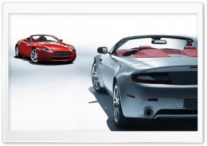 Aston Martin Vantage Roadster...
