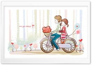 Cute Valentine Couple