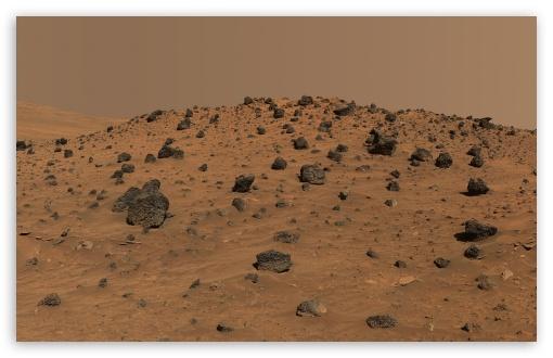 Download Mars Surface UltraHD Wallpaper