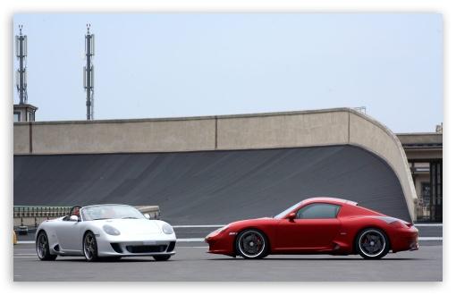 Download Porsche Cayman Cars UltraHD Wallpaper