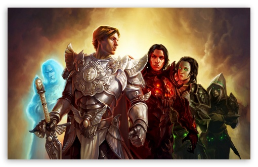 Download Heroes 6 UltraHD Wallpaper