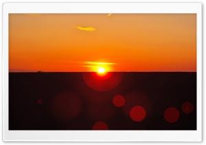 Sunset Bokeh