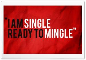 Single-Ready To Mingle