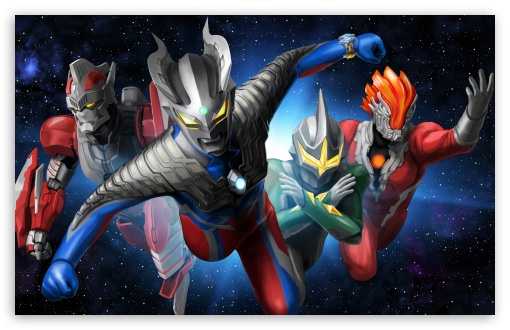 Download Ultraman UltraHD Wallpaper