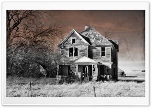 Abandoned House, Northwest Iowa