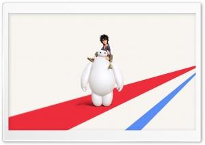 Big Hero 6 Disney Hiro and...