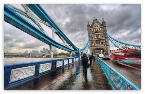 Download London Tower Bridge UltraHD Wallpaper