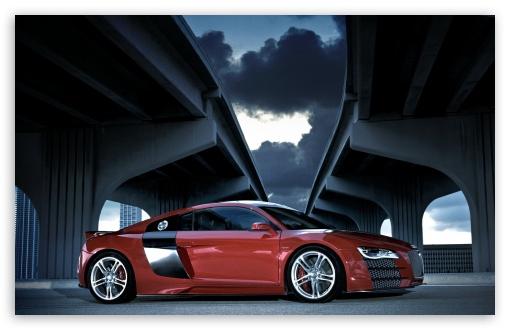 Download Audi R8 TDI Le Mans Concept 4 UltraHD Wallpaper