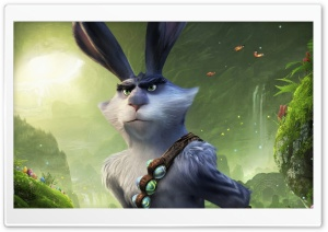 Easter Bunny Rise of the...
