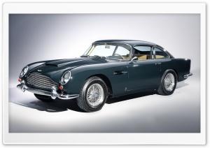 Aston-Martin DB5 Vantage car