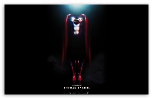 Download Superman Man Of Steel 2013 UltraHD Wallpaper