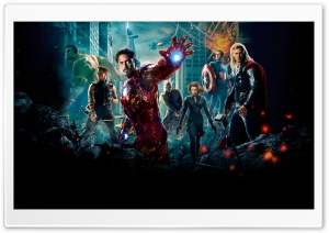 The Avengers (2012) -...