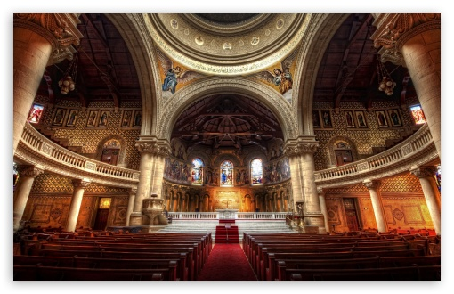 Download Church In Stanford UltraHD Wallpaper